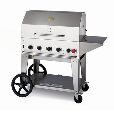 "Elite Package 36"" Stainless Steel Propane Gas Grill"