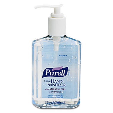 Purell Instant Hand Sanitizer - 1- 8 fl oz