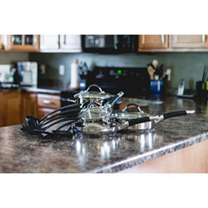 Cuisinart 13-Piece Stainless Steel Cookware Set