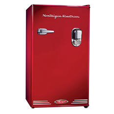 Nostalgia Retro Series Beverage Dispensing Refrigerator - Various Colors