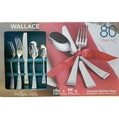 Wallace 80-Piece Flatware Set