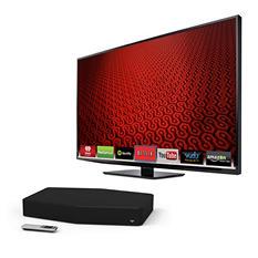 """VIZIO 39"""" Class 720p LED HDTV - D39h-C0 w/ VIZIO 2.0 Sound Stand - S2120W-E0"""