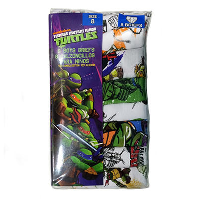 Boy's Teenage Mutant Ninja Turtles Underwear, 8 pk.