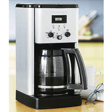 Cuisinart 174 Coffee Maker Stainless Steel Sam S Club