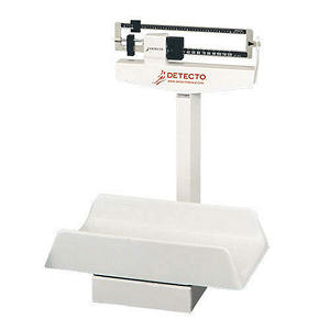 Detecto Mechanical Scale - 130 lb. Capacity