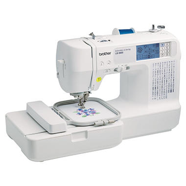 embroidery computerized sewing machine