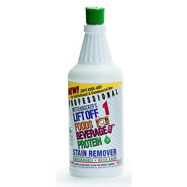 Lift Off Food Stain Remover - 32 oz. - 6 ct.