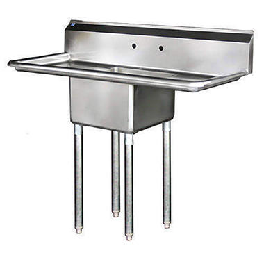 1 Compartment Sinks - Various Styles
