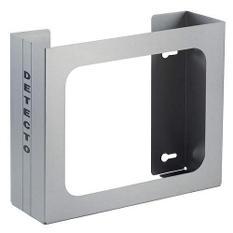 Glove Box Holder - Stainless Steel - 2 Box Cap.