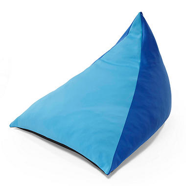 Wedge Memory Foam Lounger- Various Colors