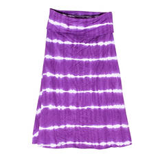 Design History Girl's Striped Maxi Skirt (Assorted Colors)