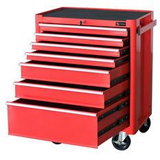 """Excel Red 27"""" Roller Cabinet"""