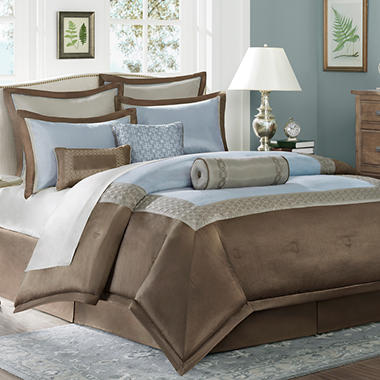 Fairmont Bedding Set - 9 pc.