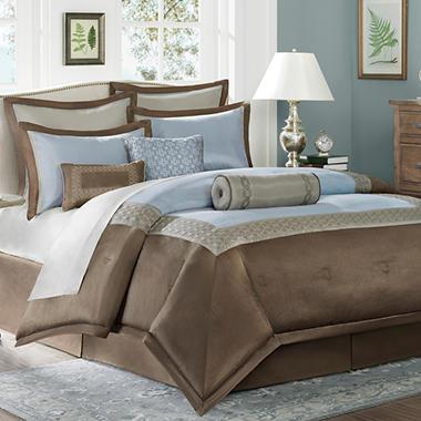 Fairmont Bedding Set - 9 pc.