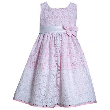 DRESS LT PINK 4 IN-CLUB #13920