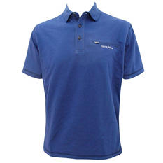 Field & Stream Mesh Back Poly Jersey Polo (Assorted Colors)