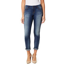 Designer Ladies Skinny Ankle Jean