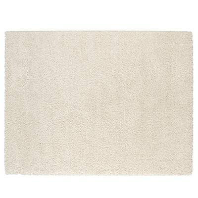 Drexel Heritage 8' x 10' Shag Rug - Ivory