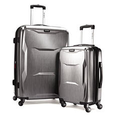 Samsonite 2-Piece Polycarbonate Extreme Luggage Set