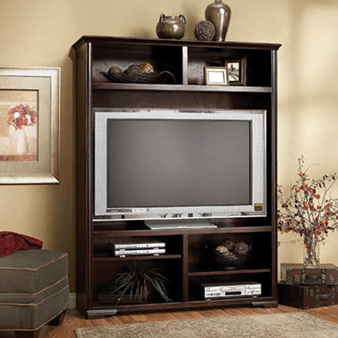 Bristol Collection Entertainment Center w/ Shelves