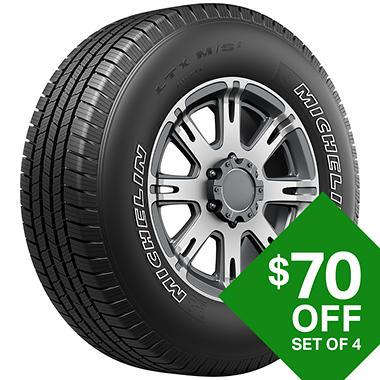 Michelin LTX M/S2 - P265/65R17 110T