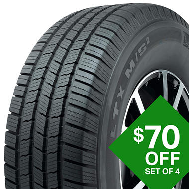 Michelin LTX M/S2 - LT265/75R16E 123/120R