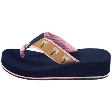 Breezy Sandals - Navy