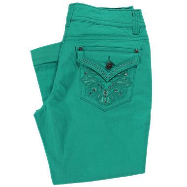 Bling Capri - Turquoise