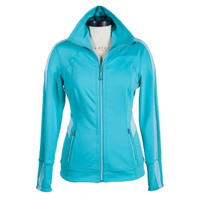 Tangerine Active Jacket (Assorted Colors)