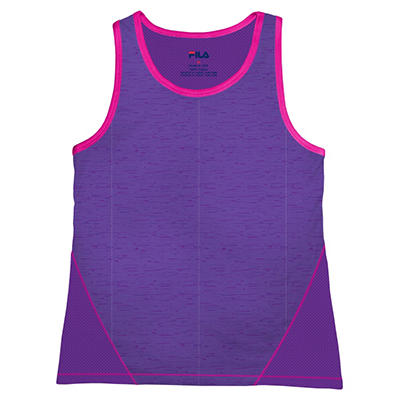 Fila Athletic Girl Tank (Assorted Colors)