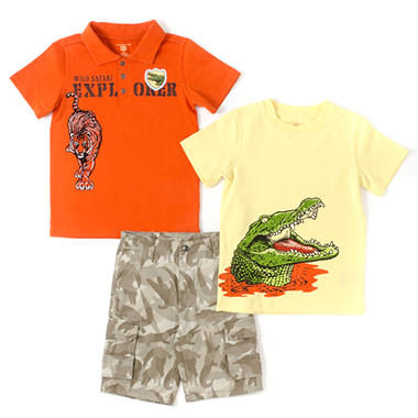Kids Headquarters 3 pc. Set - Camo
