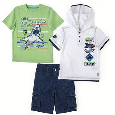 Kids Headquarters 3 pc. Set - Shark