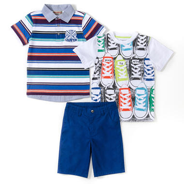 Kids Headquarters 3 pc. Set - Blue