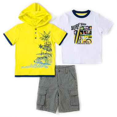 Kids Headquarters 3 pc. Set - Yellow
