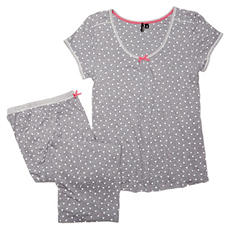 Kensie Capri PJ Set (Assorted Colors)