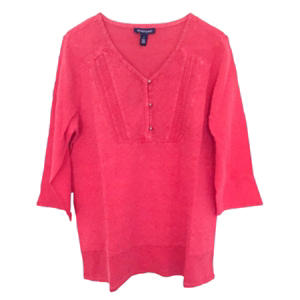 Ladies Lisa Marie Top (Assorted Colors)