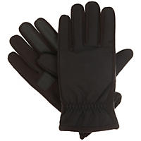 Men's isotoner Matrix Nylon Gloves with smarTouch Technology (Assorted Colors)