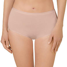 Ellen Tracy Essentials 4-Pack Modal Brief (Assorted Colors)