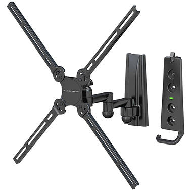 Level Mount EL37DJ Med Full Motion TV Wall Mount
