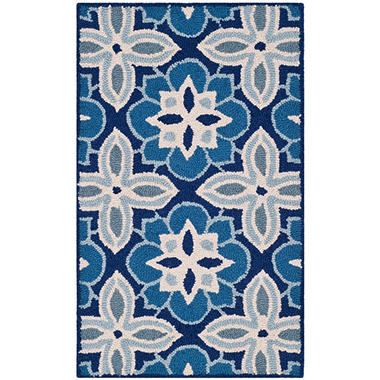 Garland Collection Luxury Wool Accent Rug (24