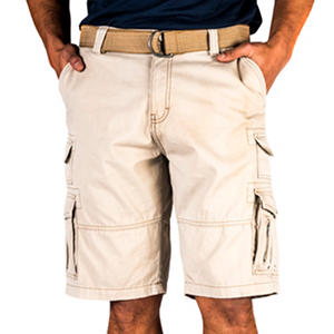 Iron Belted Cargo Short (Assorted Colors)