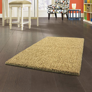 "Altitude Shag Rug - 23"" x 36"" - Various Colors"