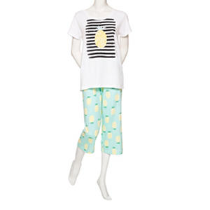 June&Daisy 2 Piece PJ Set (Assorted Colors)
