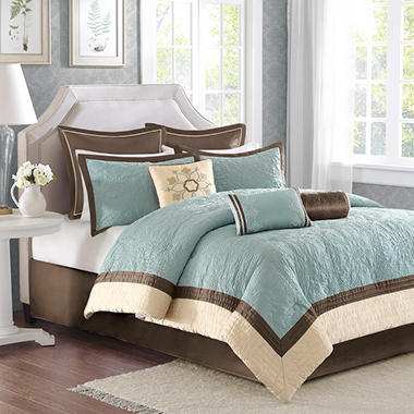 Joslyn Comforter Set - 9 pc. - King