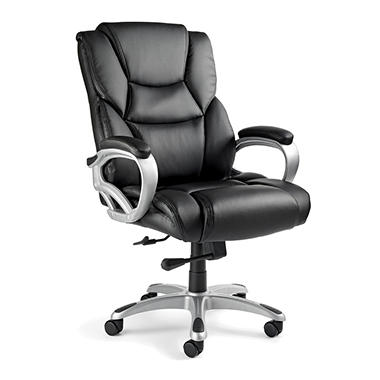 Samsonite - Hamburg Big & Tall Office Chair - Black