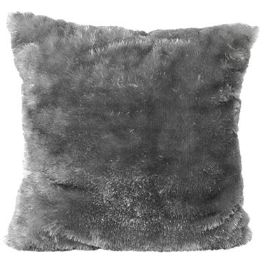 Shaggy Shimmer Euro Pillow