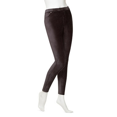 Women's June & Daisy Corduroy Leggings - Various Colors