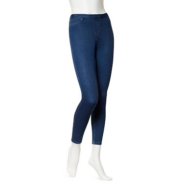 Women's June & Daisy Denim Legging - Various Colors