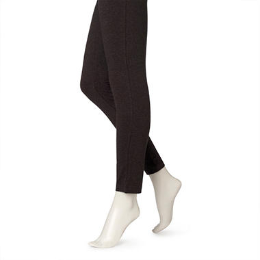 Women's June & Daisy 2-Pack Cotton Leggings - Various Colors