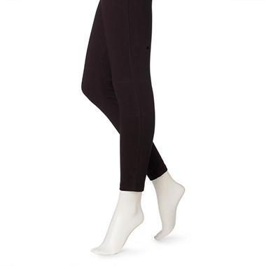Women's June & Daisy 2-Pack Cotton Leggings - Various Colors